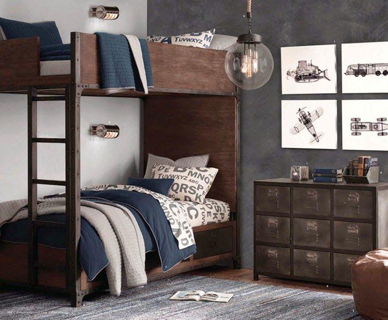 Recopilando las mejores ideas para dormitorios juveniles for Ideas dormitorios juveniles