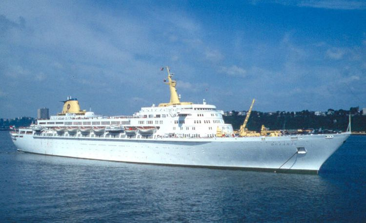 Oceanic Cruise Ship Oceanic CruiseShip Cruise Ships - Can you take a steamer on a cruise ship