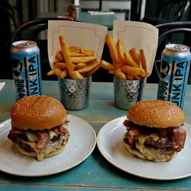 The 25 Best Ideas About Gbk Burger On Pinterest Copper