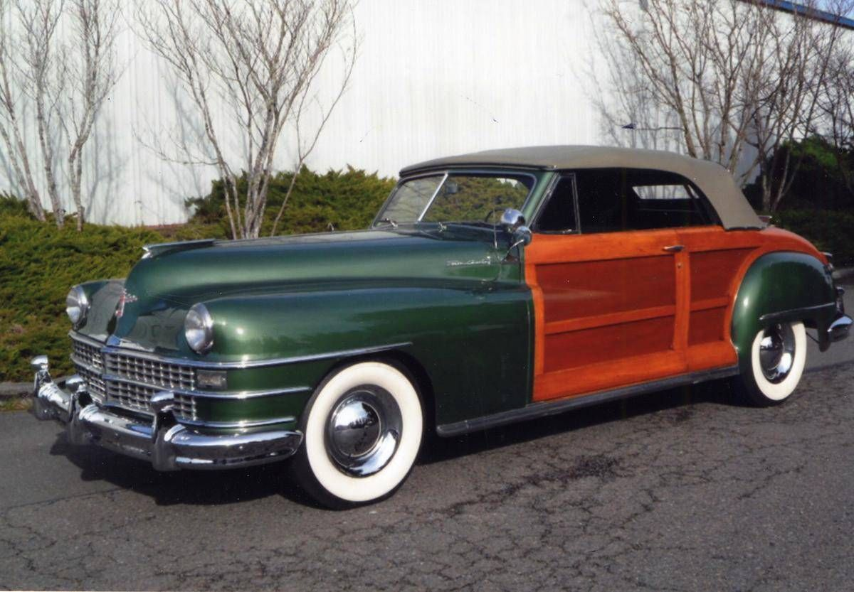 1948 Chrysler Town & Country Convertible for sale | Hemmings Motor ...