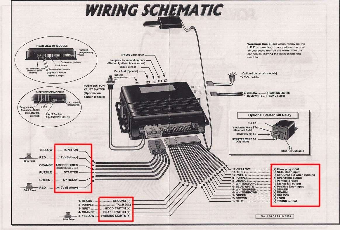 16 Car Shock Sensor Wiring Diagram Car Alarm Viper Car Wireless Home Security Systems