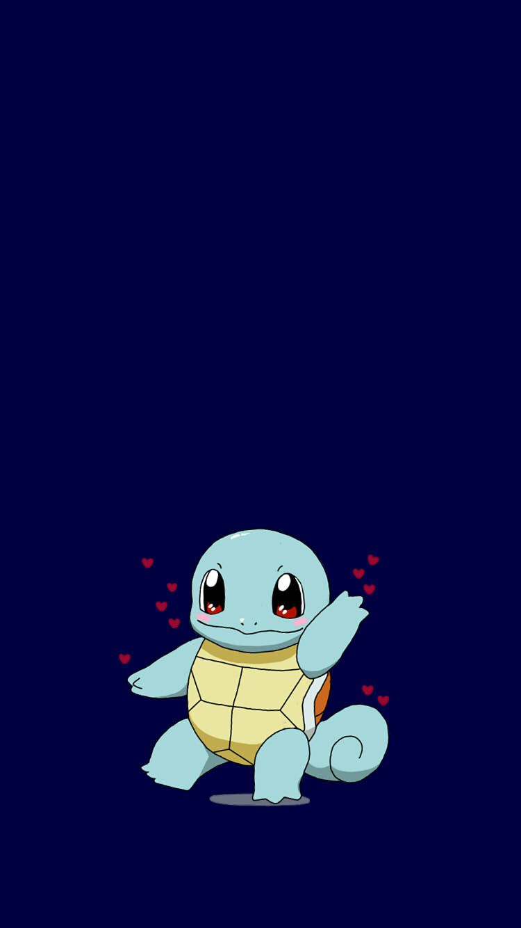 Squirtle Cute Pokemon Wallpaper Pokemon Cute Pokemon