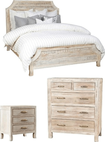 Tampa Panel Configurable Bedroom Set #furniture #furnishings ...