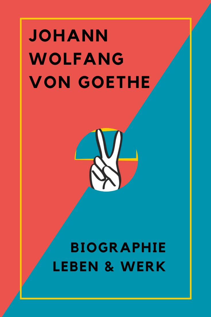 Johann Wolfgang Von Goethe Von Goethe Autoren Deutsche Literatur