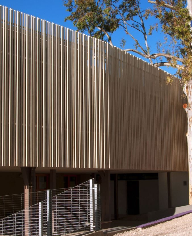 Wooden cladding / profiled / strip / Cradle to Cradle - PABLO RIBERO - Accsys Technologies