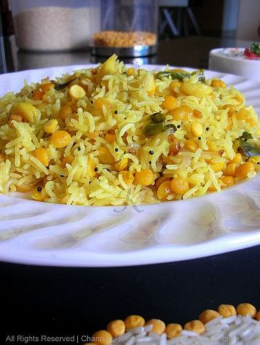 'Pappu' means dal in telugu and 'Biyyam' means rice,so if ...