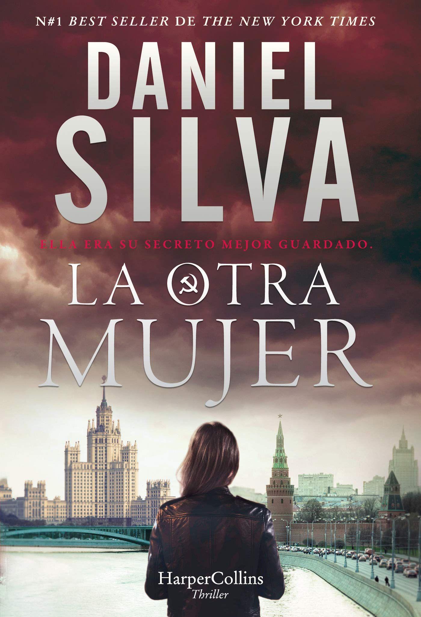 La otra mujer / Daniel Silva Mujercitas libro, Libros