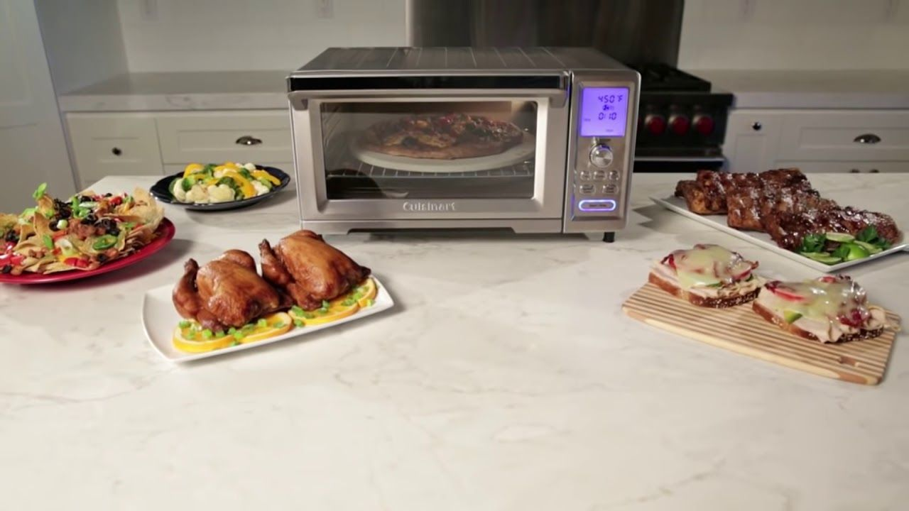 Check Out This Video To Find The Best Countertop Convection Oven