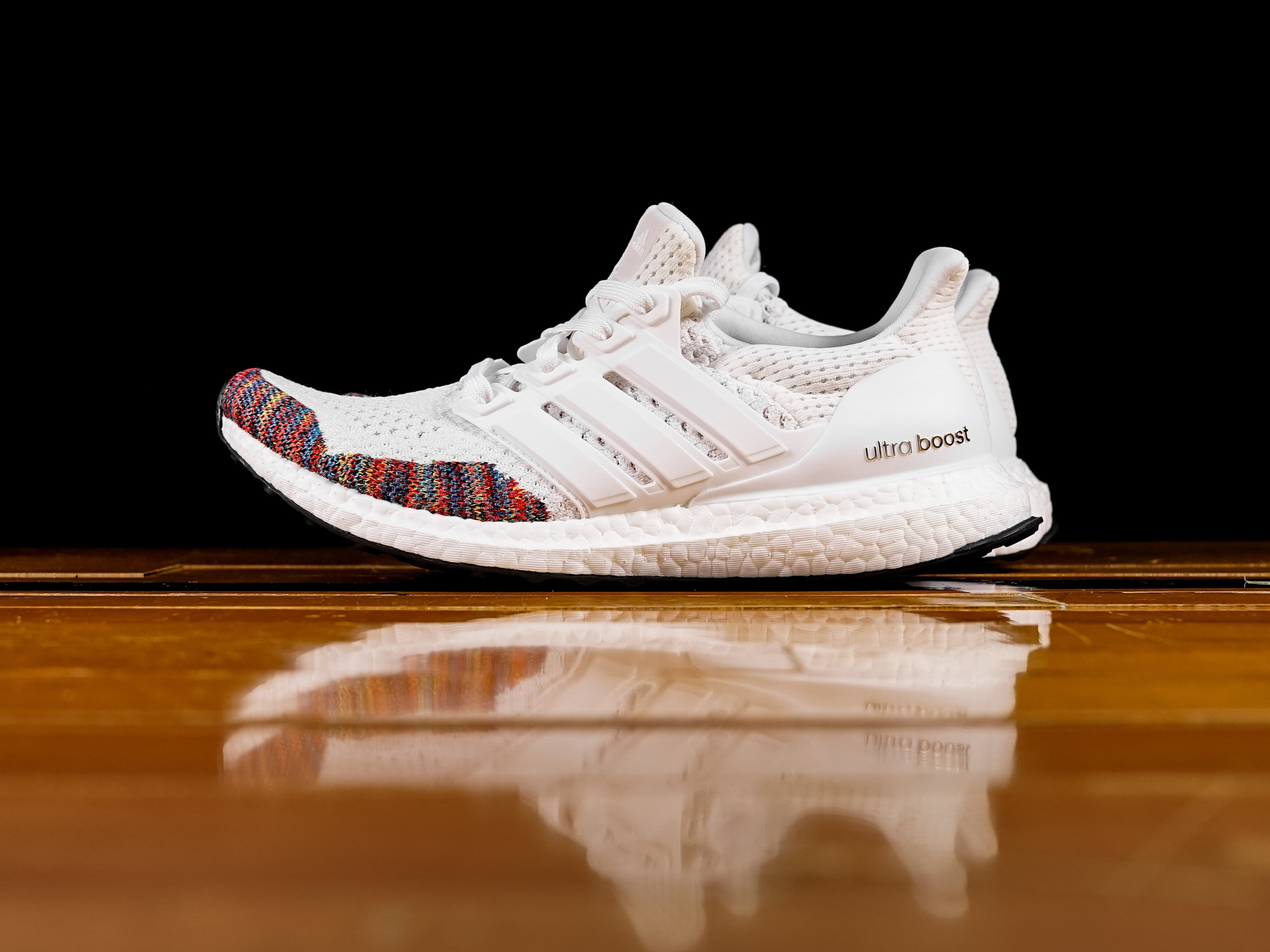 adidas UltraBOOST LTD White,Multicolored | BB7800 | Foot