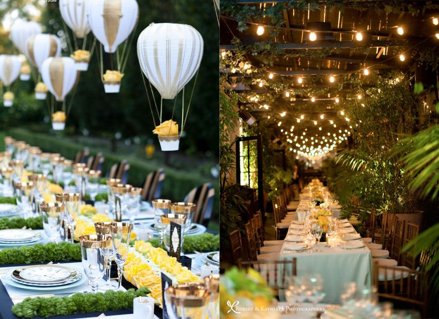 Marvelous Interesting Dinner Party Ideas Part - 10: Pics Of Outdoor Party Tablescapes | Yellow Dinner Parties