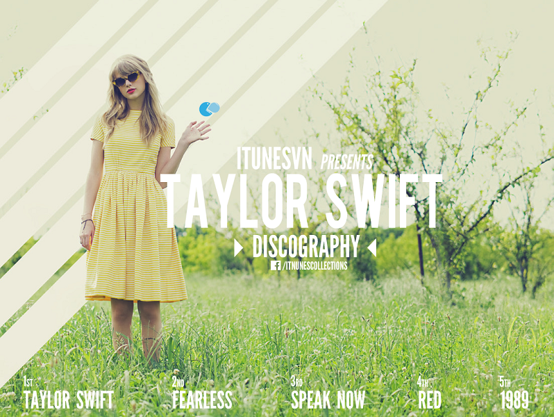 Taylor Swift Discography [iTunes Plus AAC M4A M4V] | Music | Taylor