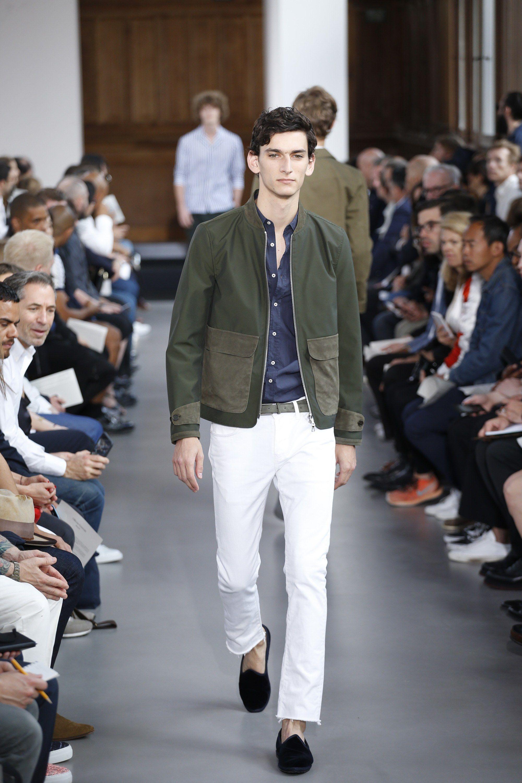 Officine Generale Spring 2017 Menswear Fashion Show Men Fashion Show Mens Fashion Summer Menswear