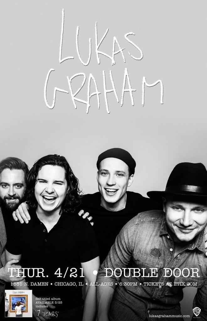 Lukas Graham // Thursday April 21st //  sc 1 st  Pinterest & JAM Productions presents... Lukas Graham // Thursday April 21st ... pezcame.com