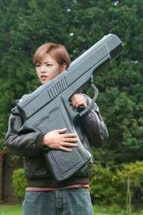Kpop Reaction Pics On Twitter Guns Big Guns Meme Faces