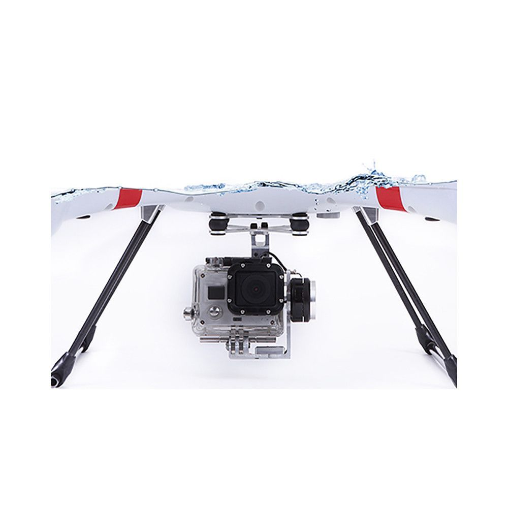 Waterproof Gimbal for Splash Drone Compatible with Gopro 3