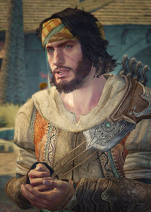 Yusuf Tazim Assassin S Creed Revelations I Feel Like Yusuf Is