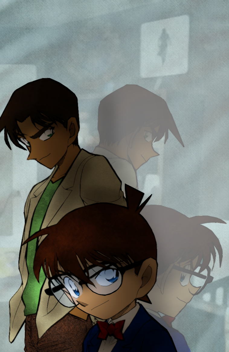 Pin by Momo on Anime art in 2020 Detective conan