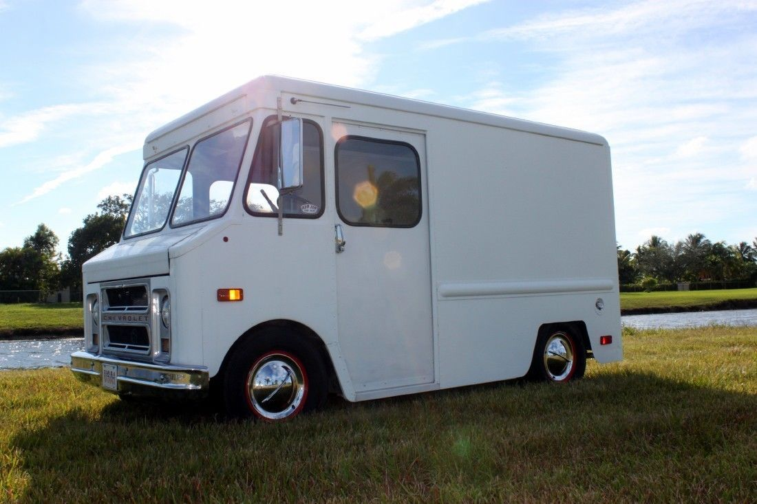 Chevrolet : Other P10 Step Van | Chevrolet, Vans and GMC Trucks