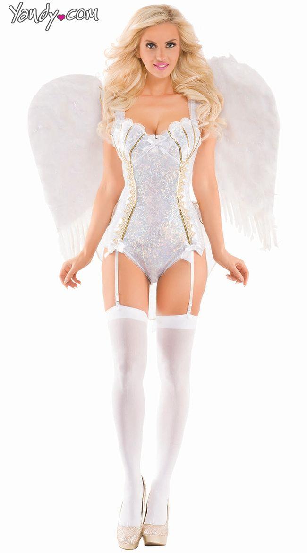 Sexy angel custome