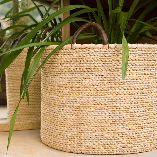 Cestos decorativos cestos y cajas decorativas los cestos de mimbre y otras fibras naturales y - Cestos decorativos ...