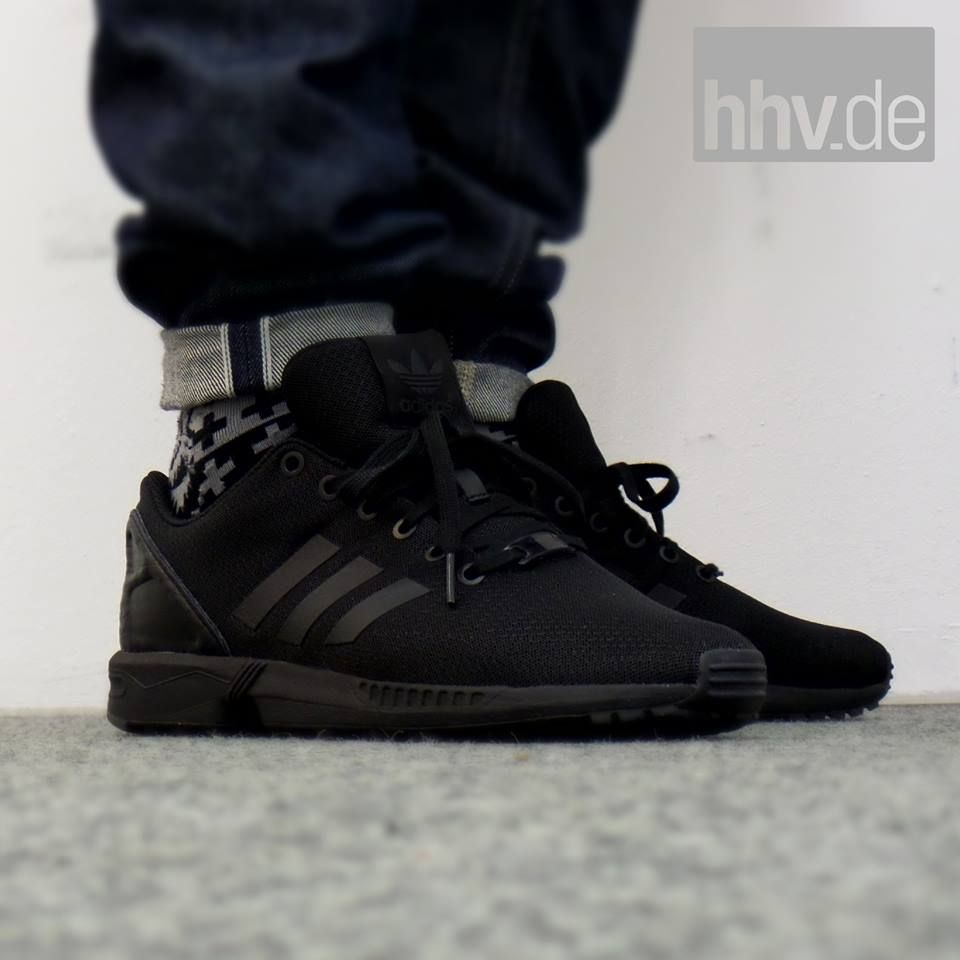 reputable site 43193 7ccb8 ... discount code for adidas zx flux black elements pack 3ae12 1a751