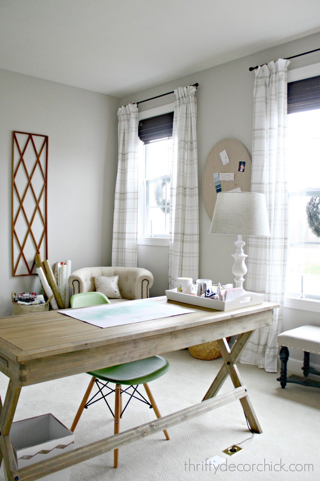The Biggest And Best Of 2017 Home Office Decor Home Office Design White Office Furniture