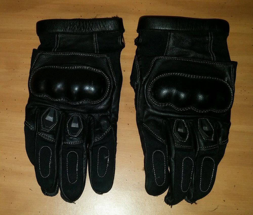 Motorcycle gloves xl - First Racing Motorcycle Gloves Black Carbon Fiber Xl Style Fr104gl Firstracing