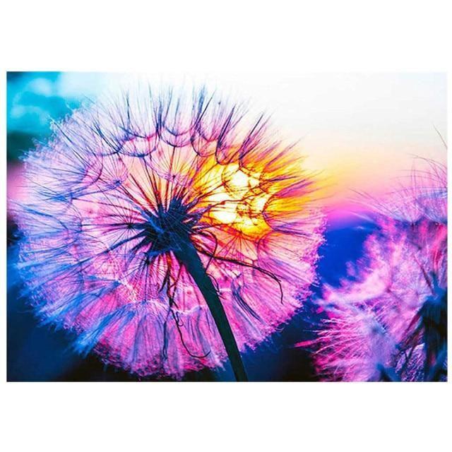 Photo of 5D Diamond Painting Sunset/Love Beach DIY Round Full Diamond Embroidery Kit Landscape Home Decoration Crafts 30*40cm|Diamond Painting Cross Stitch| – JH595 / 45*60cm