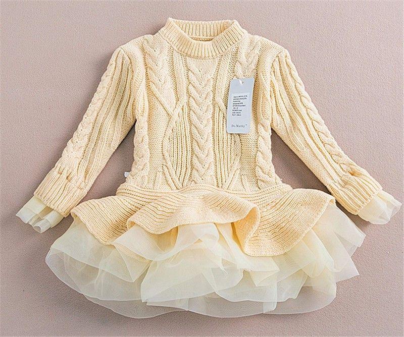 84756fa17 Francesca Sweater Dress (Ivory)