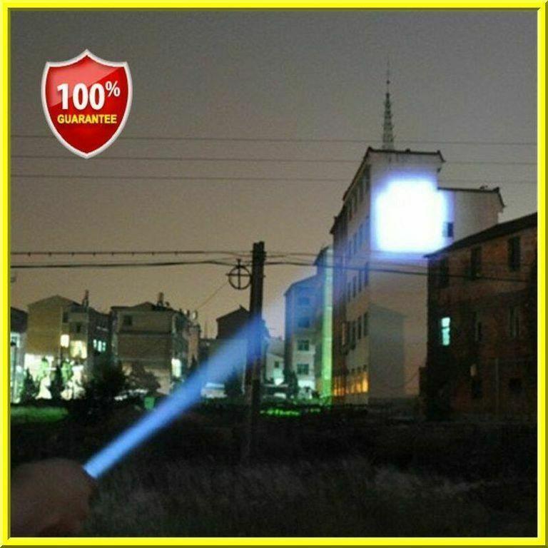 New Led Flashlight Lanterna De Led Linternas Torch 2000 Lm Zoomable Lamp Mini Unbranded Led Flashlight Flashlight Led Lights