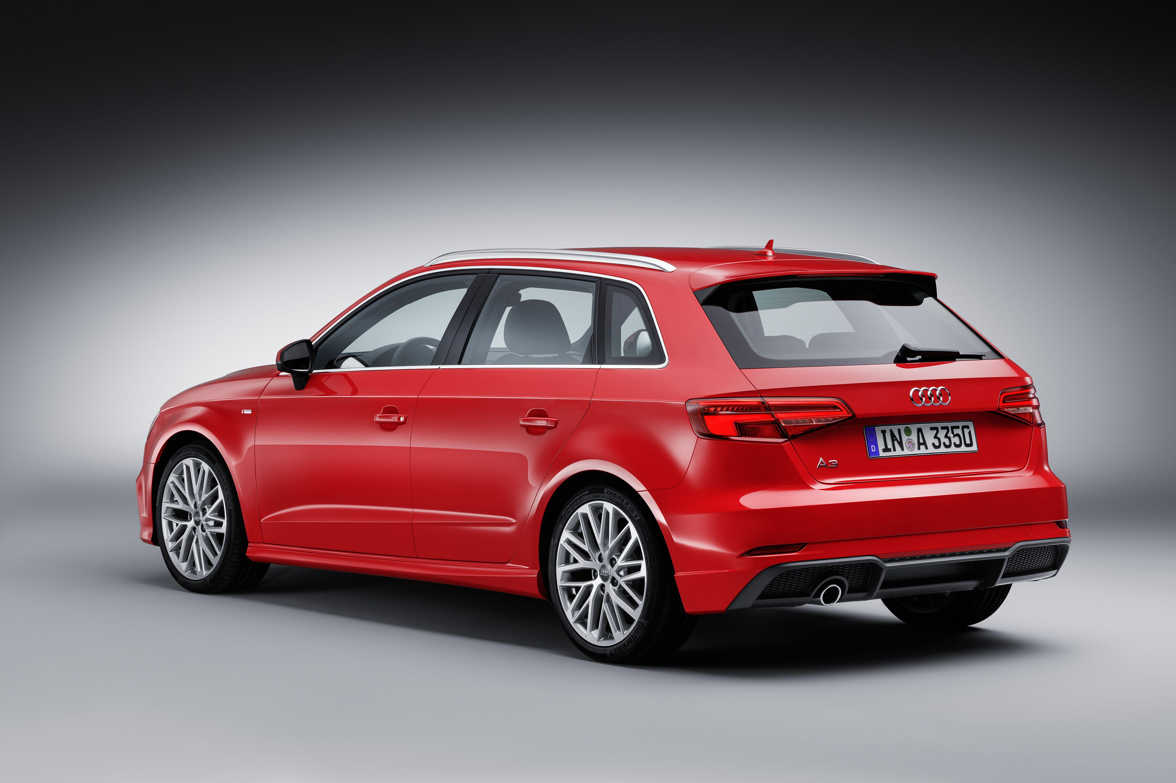 2016 A3 Sportback 2.0 TFSI S line Audi a3 sportback