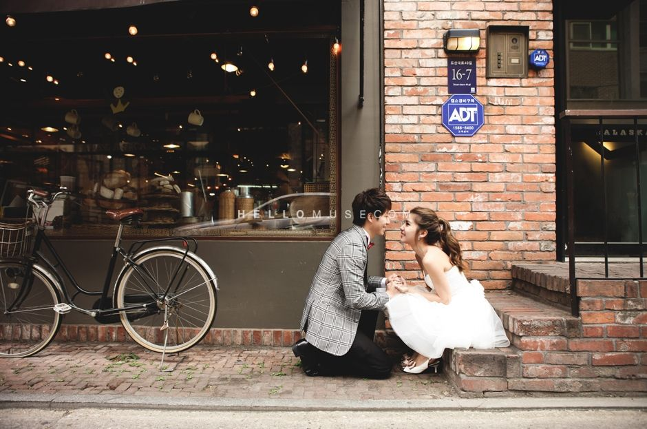 40 Korean Romantic Pre Wedding Theme Photoshoot Ideas Romantic