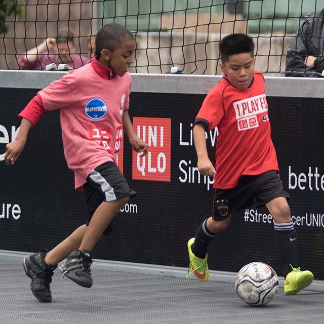 Street Soccer Usa Unlocking The Power Of Clothing Uniqlo Sustainability Street Soccer Usa Soccer Soccer