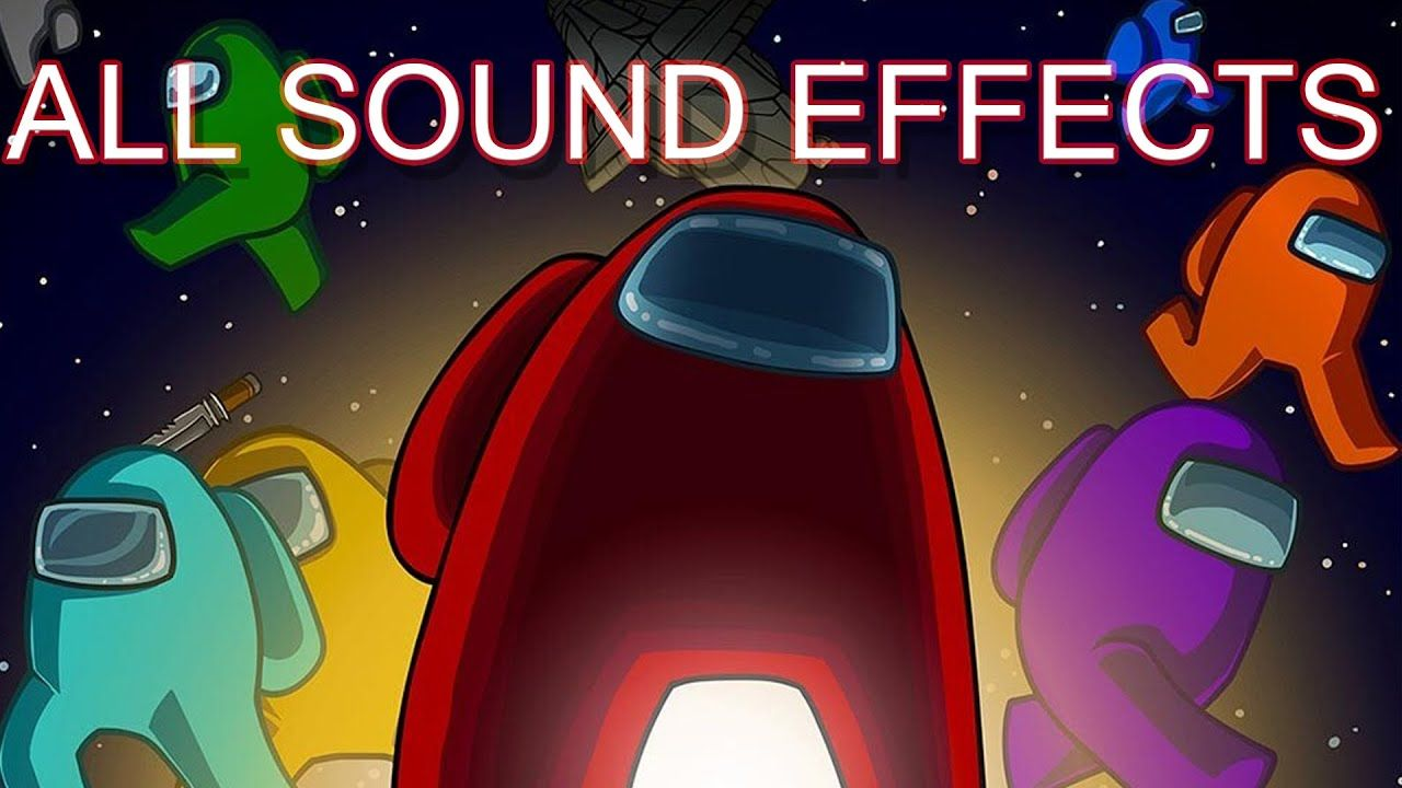 Among Us Sound Effects Sfx Clean No Music Fortnite Imposter Skin Store