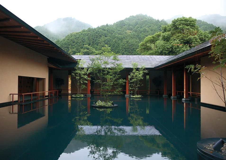 Japanese Style Houses gora kadan offers a unique blend of modern sophistication with the