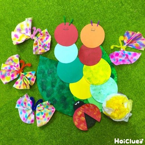 壁面にもなる春にちなんだ製作アイディア 作って楽しい飾って楽しい製作遊び 保育や子育てが広がる 遊び と 学び のプラットフォーム ほいくる 幼稚園の工作 ペーパーフラワー Diy Diy ハンドメイド