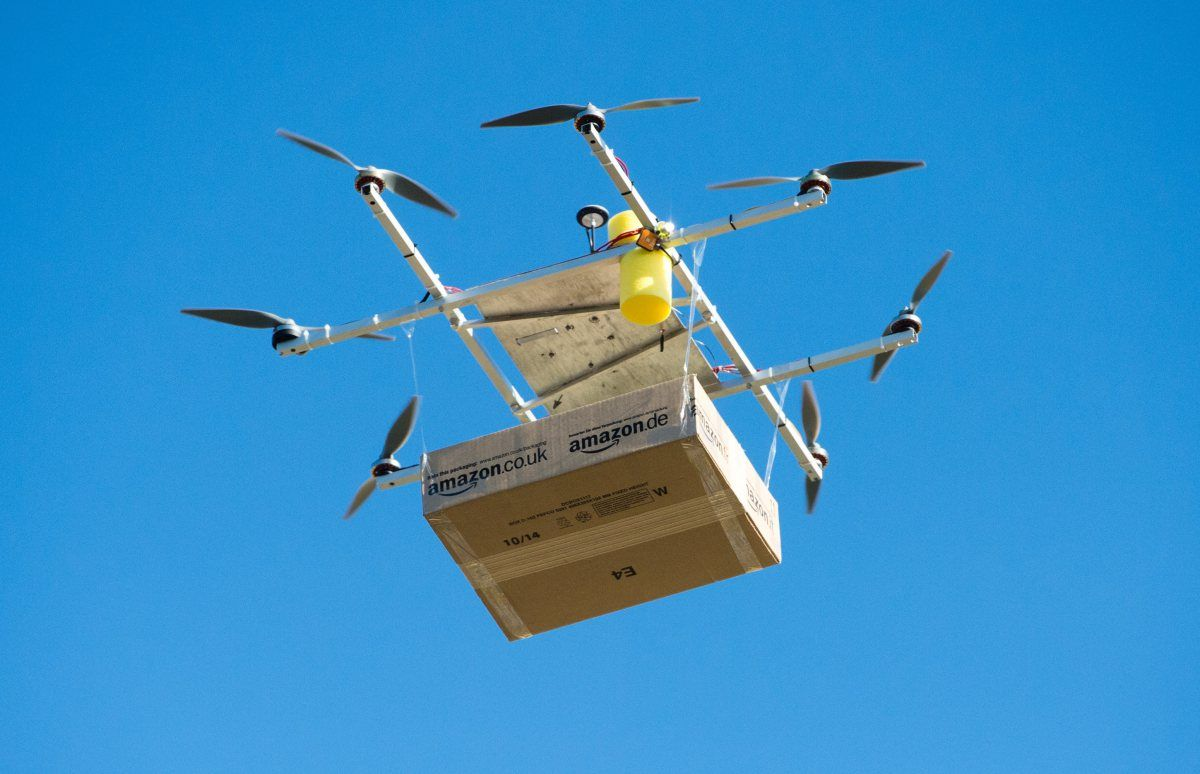 Amazon Is Hiring A Pilot To Test Its Delivery Drones
