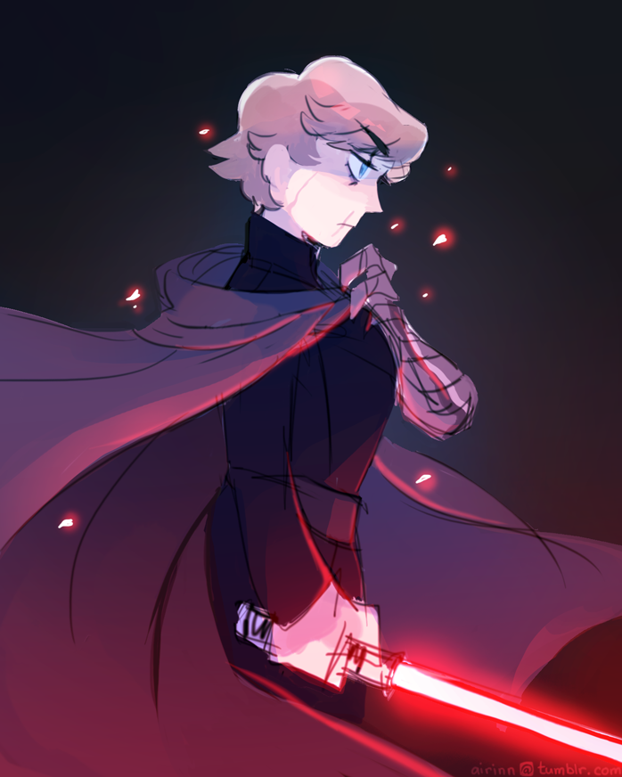 star wars pulled me back headfirst and now i can't get out tbh. Luke is still my fav…