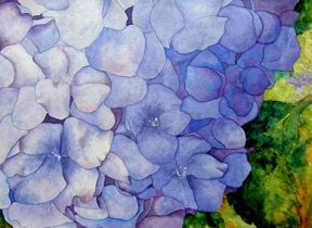 Deborah A. Leger: Watercolour Gallery