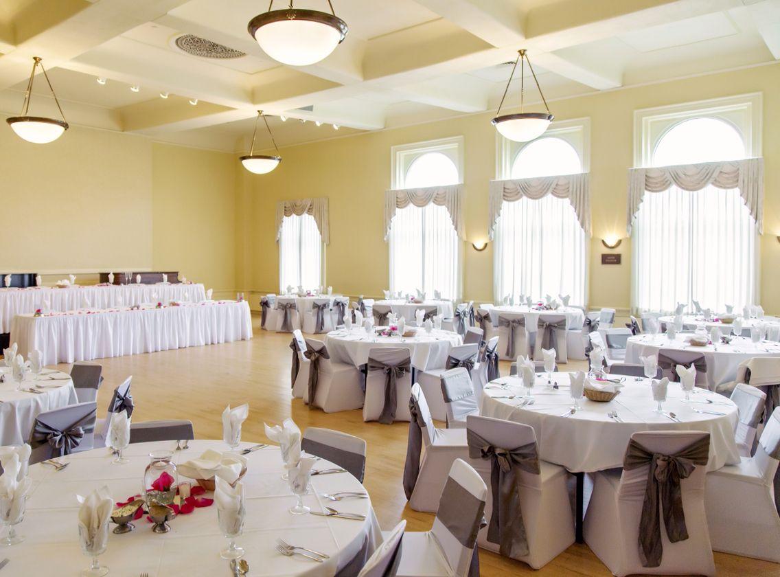 Reception Hall St Cecilia Music Center Grand Rapids MI
