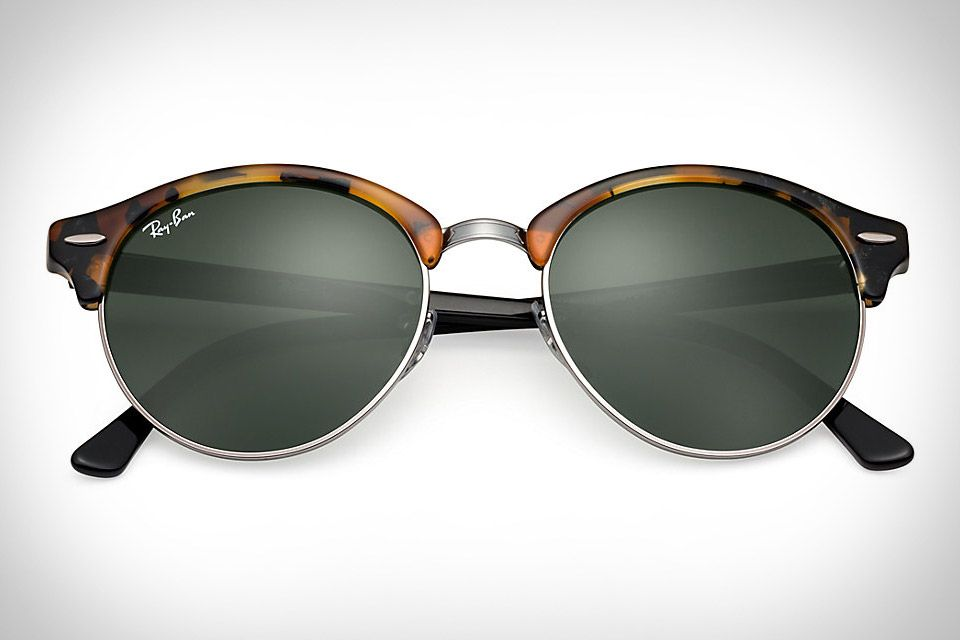 ray ban sunglasses styles  Ray-Ban Clubround Sunglasses