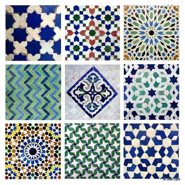 mønster inspiration