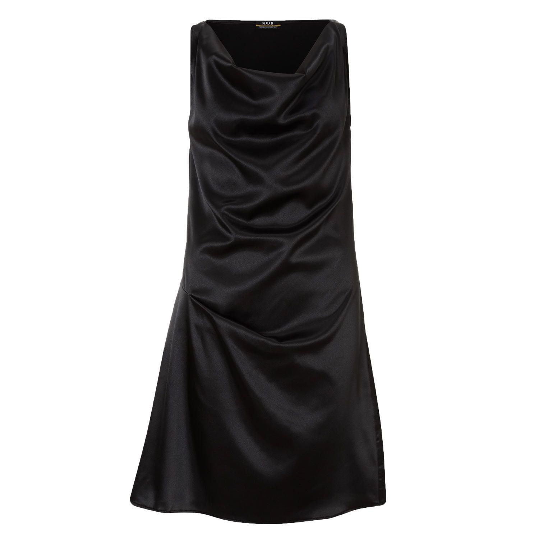 Black Satin Dress for £24.99 Deutsches Design at TK Maxx | Wish list ...