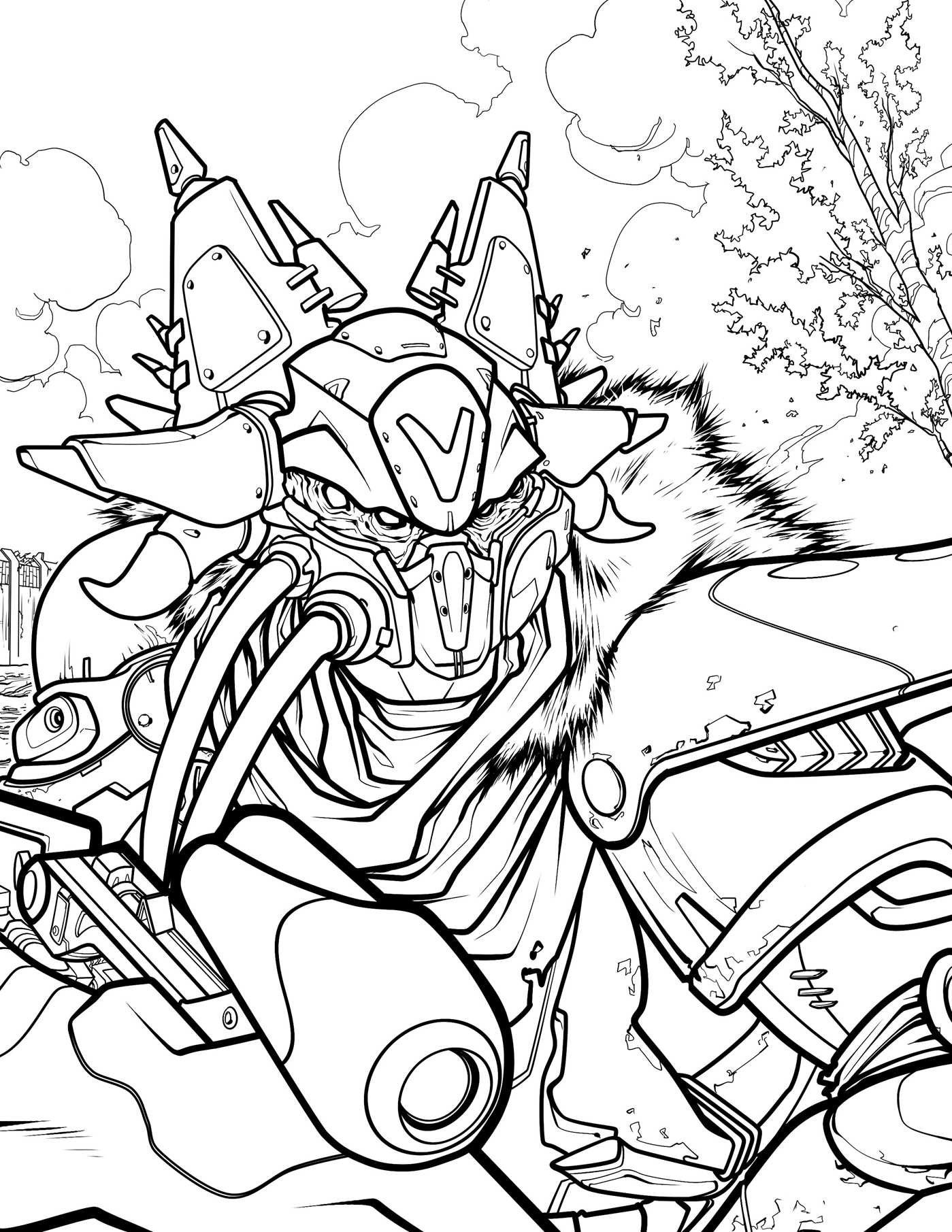 destiny coloring page coloring pages destiny