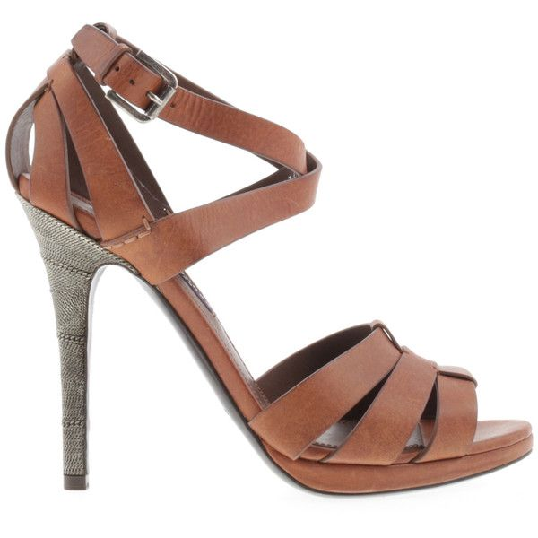 Pre-owned - Leather sandals Ralph Lauren CKN0xG