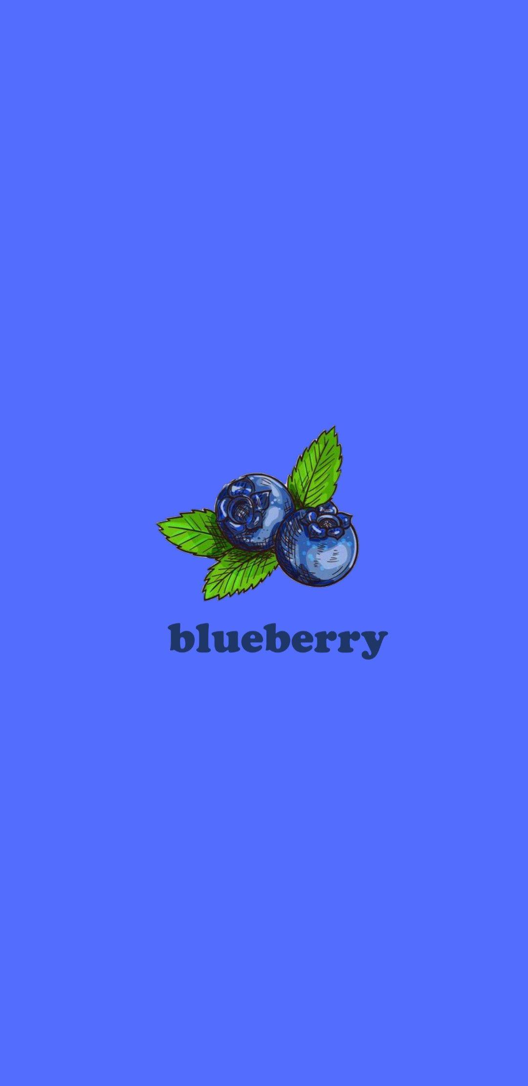 Cute Blueberry Cute Pastel Wallpaper Purple Wallpaper Iphone Wallpaper Iphone Cute