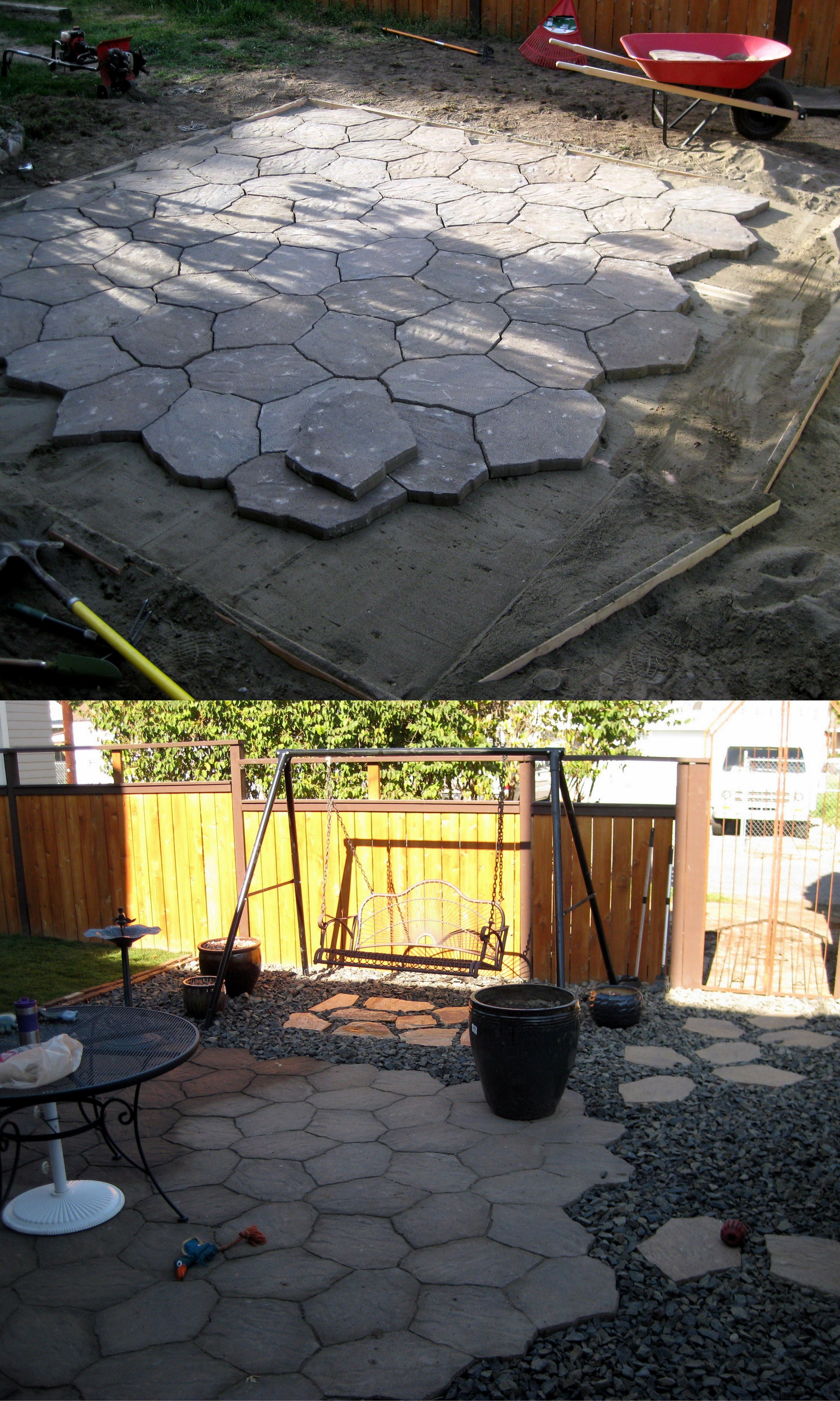 flagstone patio with slate rock | for the home | pinterest | slate