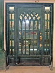 18 Puertas de herreria con vidrio