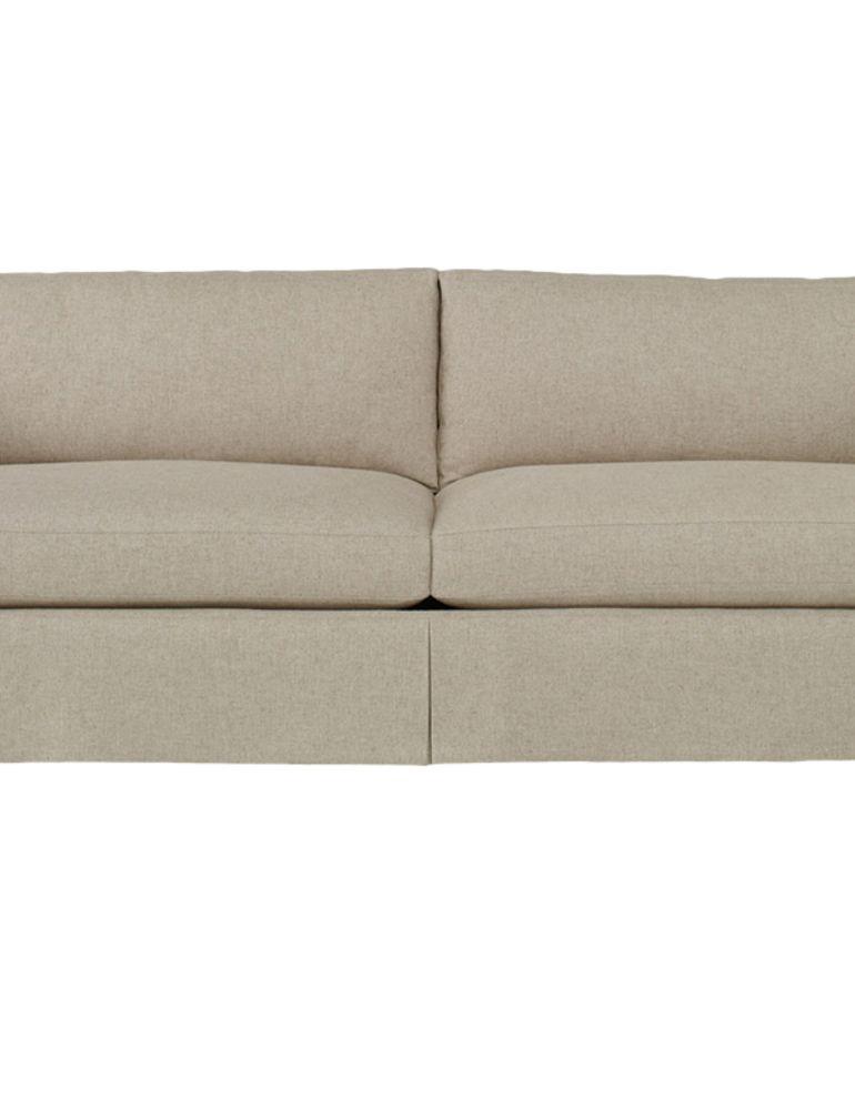 Kravet Whyte Muslin Extended Sofa Slipcover B9017sm 1 Kravet