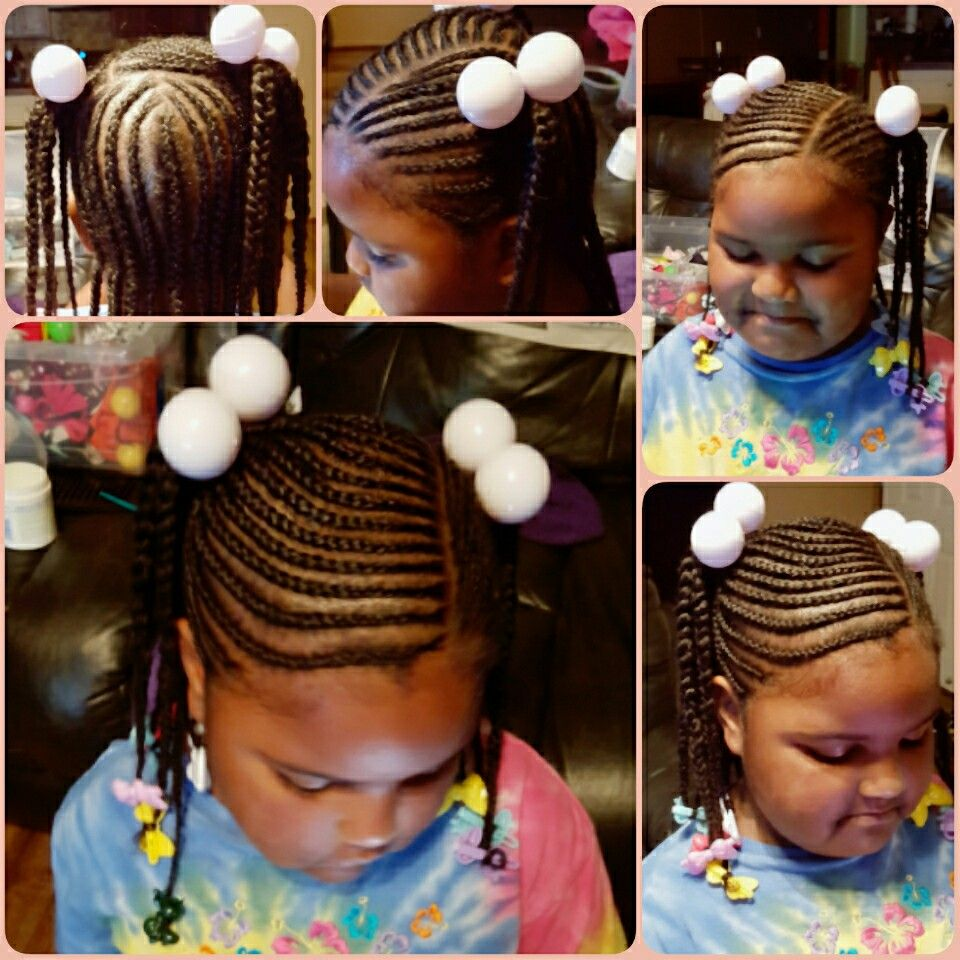 Kids Hairstyles School Hairstyles Little Black Girls Hairstyles